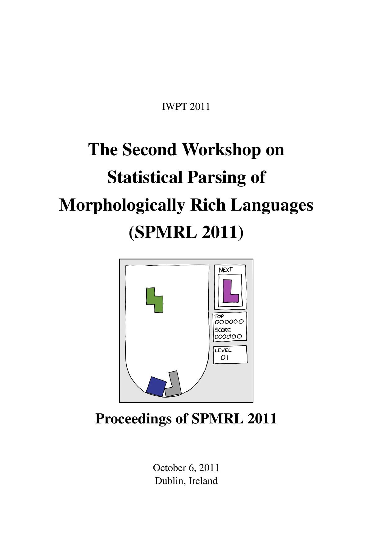 spmrl 2011 cover